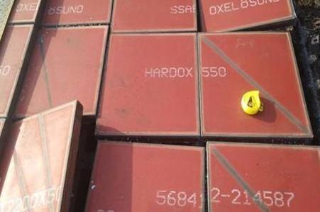 HARDOX500耐磨钢板如何预热切割?