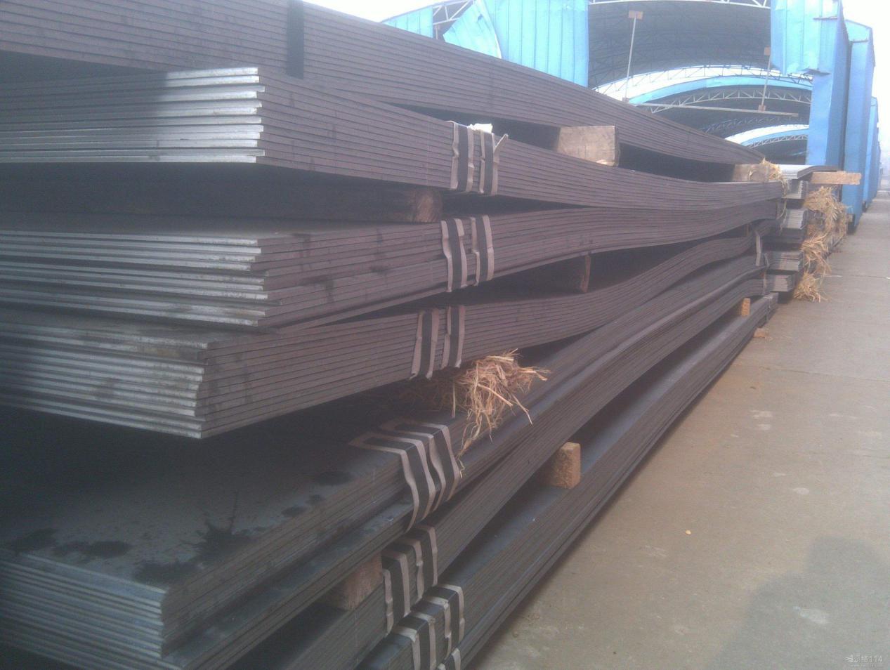 HARDOX400耐磨钢板加工方法
