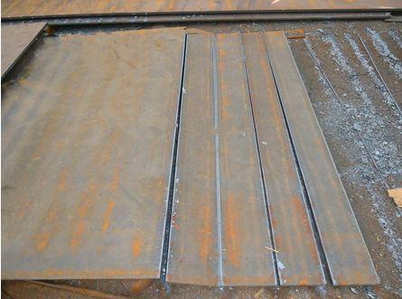 高性能板材HARDOX500耐磨钢板提升材料硬度