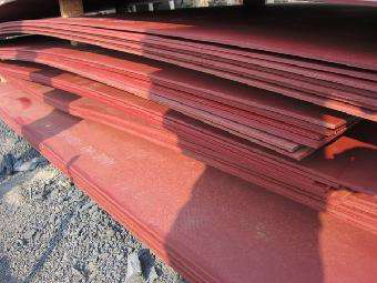 设备性能优化印证HARDOX400耐磨钢板实质性作用