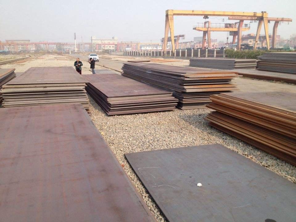 50MN钢板的力学性能如何?