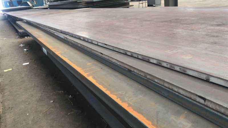 对进口hardox400耐磨钢板进行热处理怎么做?